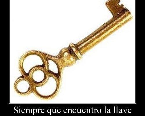 La llave y la cerradura imágenes