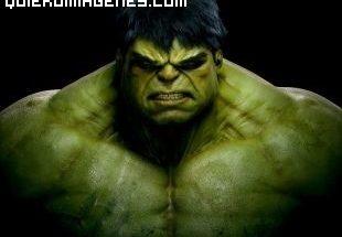 El increíble Hulk imágenes