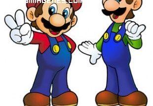 Mario Bros y Luigi imágenes