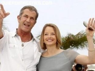 Mel Gibson y Jodie Foster imágenes