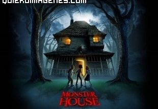 Monster House imágenes