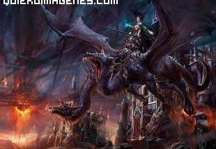 Dragón de varias cabezas imágenes