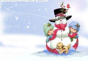 Imagen de muñeco de nieve imágenes