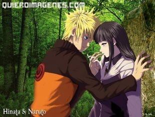 Naruto con Hinata imágenes