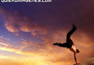 Patinaje acrobático imágenes