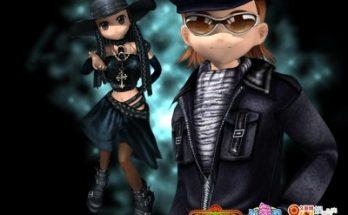 Personajes Goticos 3D imágenes