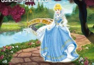 Princesa paseando imágenes