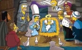Portal de Belen de Simpsons imágenes