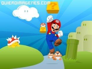 Mario Bros imágenes