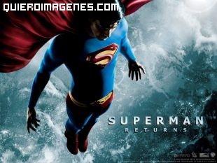 El regreso de Superman imágenes