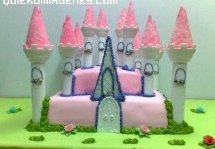 Castillo-tarta de cumpleaños imágenes