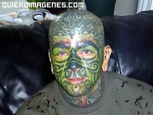 Tatuajes extremos imágenes