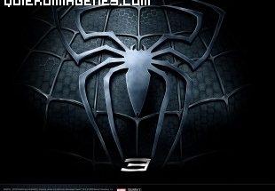 Anagrama Negro de Spiderman imágenes