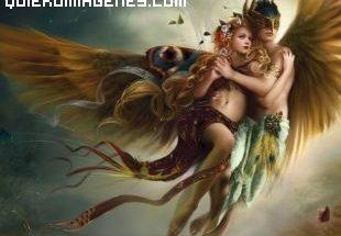Unión de ángeles imágenes