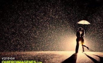 Bajo la lluvia imágenes