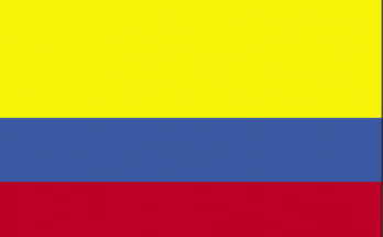 Bandera de Colombia imágenes