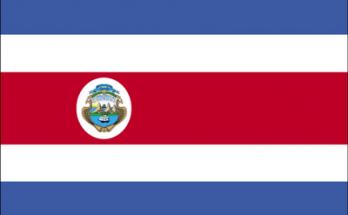 Bandera de Costa Rica imágenes
