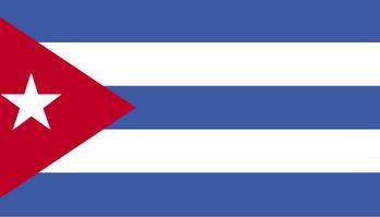 Bandera de Cuba imágenes