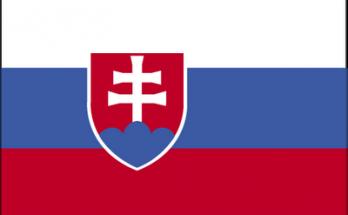 Bandera Eslovaquia imágenes