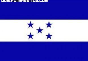 Bandera de Honduras imágenes