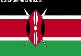 Bandera de Kenia imágenes
