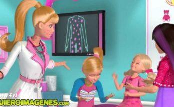 Barbie doctora imágenes