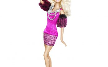 Barbie con traje moderno imágenes