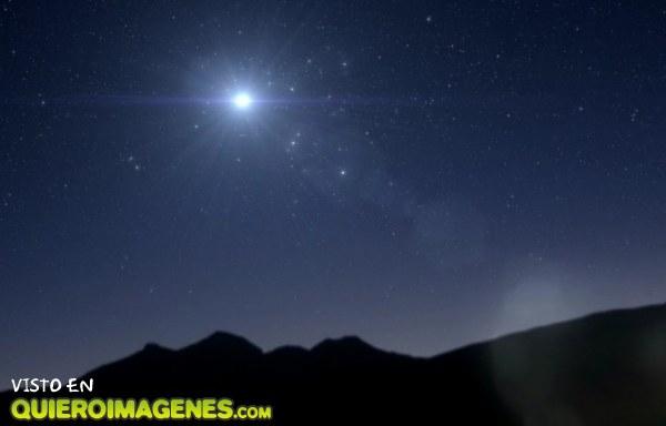 Brillante estrella imágenes