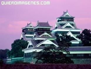 Castillo Urbano Japonés imágenes