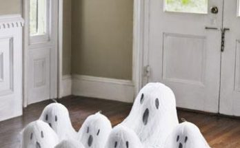 Familia de fantasmas imágenes