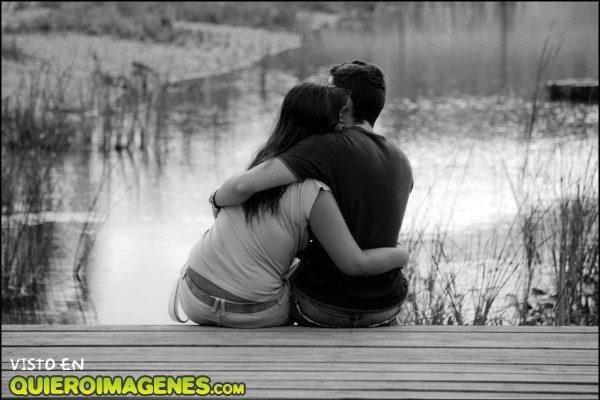 Demostrar el amor a través de un abrazo imágenes