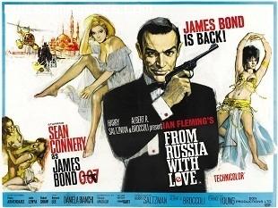 Rocordando al mejor James Bond