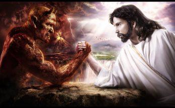 Pulso entre Dios y el Demonio imágenes