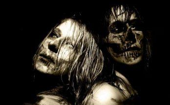 Zombies femeninos imágenes