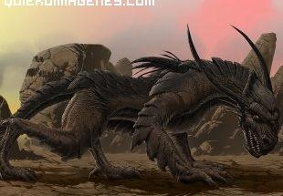 Feroz Dragón de tierra imágenes