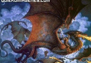 Dragones invasores imágenes