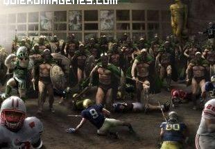 Deportistas contra Espartanos imágenes