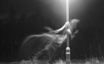 Fantasma en la farola imágenes
