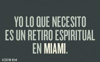 Retiro en Miami imágenes