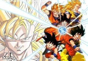 El increíble Goku imágenes
