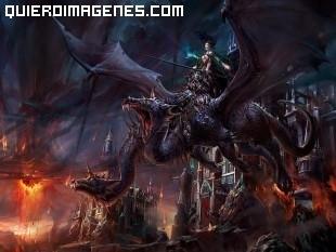 Dragon de Doble Cabeza imágenes
