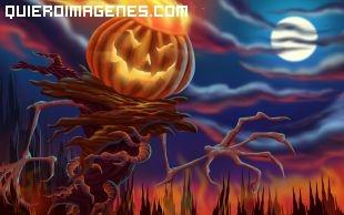 Imagen de espantapájaros hallowen imágenes