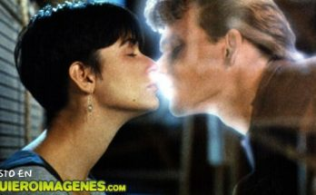 Beso de la película Ghost imágenes