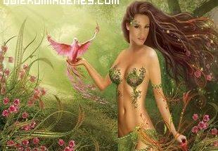 Mujer bella imágenes