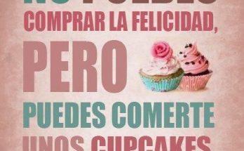 Los cupcakes son la felicidad imágenes