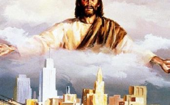Dios protegiendo el mundo imágenes