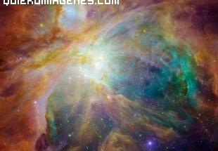 Espectacular nebulosa imágenes