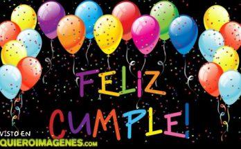 ¡Feliz cumpleaños! imágenes