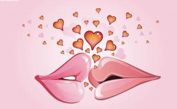 Labios y besos imágenes