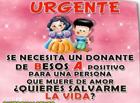 Mensaje urgente imágenes
